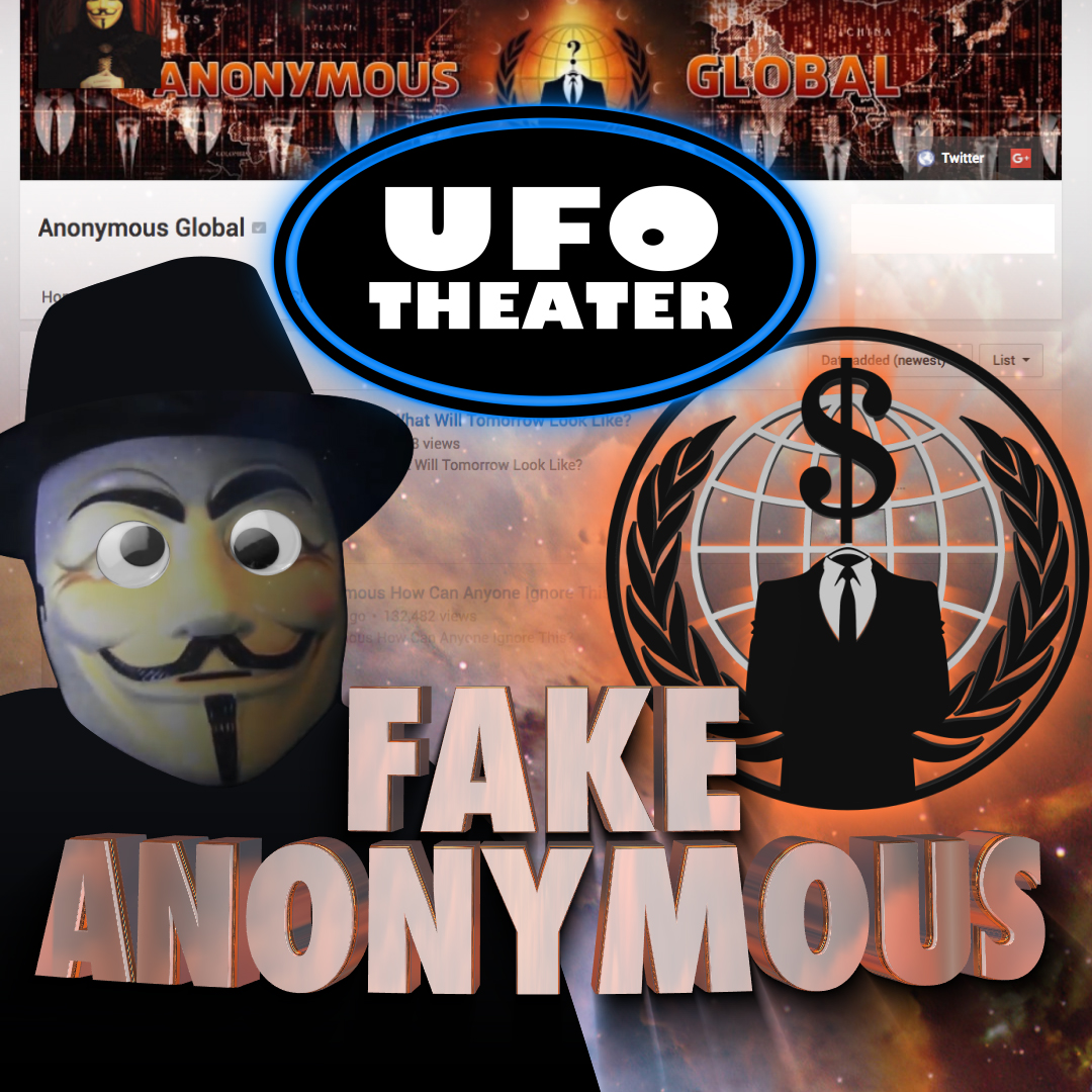 Fake Anonymous poster v02 square